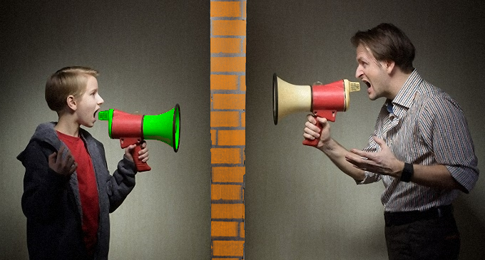 La comunicazione: di coppia e con ifigli